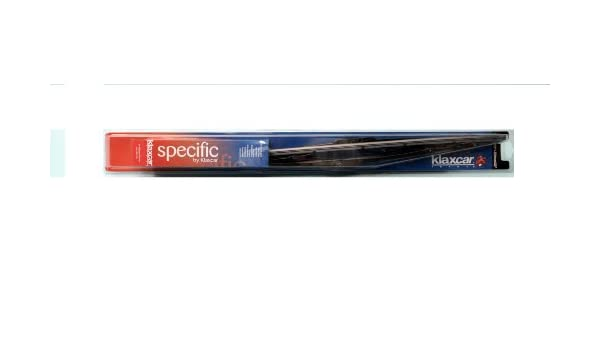 Klaxcar 33714X - Juego de escobillas para limpiaparabrisas (2 unidades, 55 + 50 cm): Amazon.es: Coche y moto