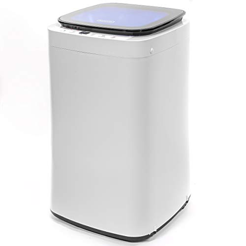 Barton Full-Automatic Washing Machine Compact 7.7lbs Laundry Washer Spin with
