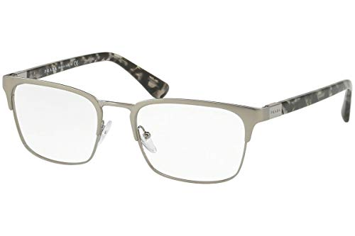 Eyeglasses Frames Prada - Prada Men's PR 54TV Eyeglasses
