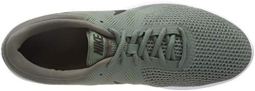 Revolution 4 Uomo 001 Green Scarpe Basse Nike Eu river Rock white black clay Da Ginnastica Multicolore dRwx0q