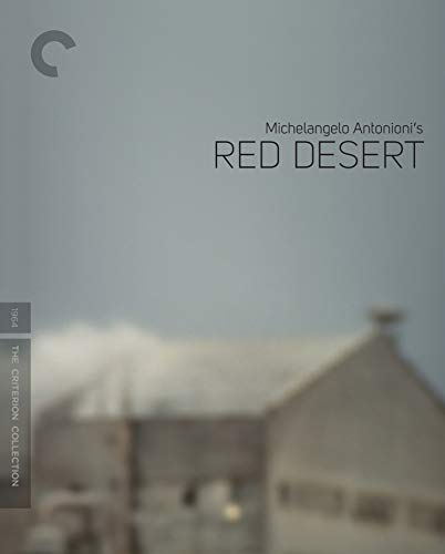 Red Desert (The Criterion Collection) [Blu-ray]