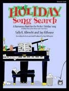 Holiday Song Search Listening Cd (Holiday Song Search: Listening)