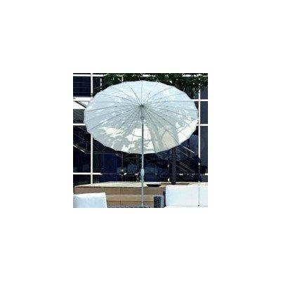 Sonnenschirm Shanghai 250/24-tlg, Bezug natur