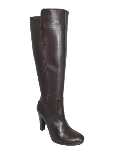 Brown Women's Boots high 818 Italian Knee Italy By Albano BzqIwrB