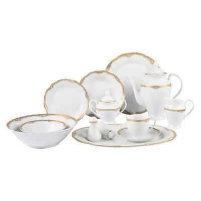 Catherine 57 Piece Dinnerware Set