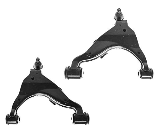 (2 New Front Lower Control Arms With Ball Joints Left Right Fits 2003-2009 Toyota 4Runner; 2007-2009 FJ Cruise; Lexus GX470 Replaces Dorman 521-433 521-434)