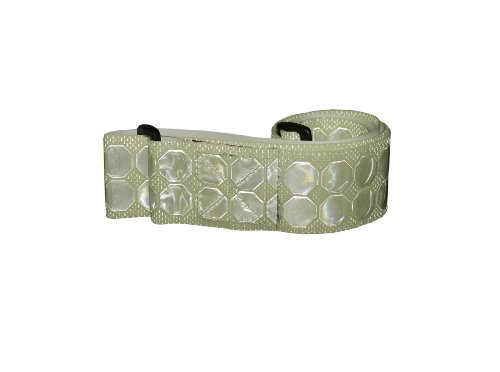 Cyalume Military Issue Cyflect Luminous, Reflective PT Belt with Velcro Closure, 2