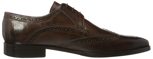 Melvin&Hamilton Lance 2 - Brogue Hombre Braun (Crust Dk. Brown, hRS Brown)