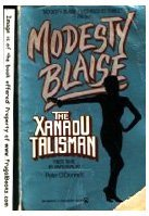 By Peter O'Donnell - Xanadu Talisman (Modesty Blaise) (Reprint) (1987-03-16) [Paperback]