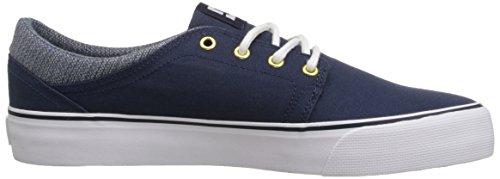 Shoe M TX Sneaker Frn DC Navy Uomo Basse Trase 7qRvtz