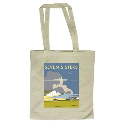 380mm Shopper Illustrator The x of South Tote Thompson with design Seven Downs Dave 420mm Art247 By Bag Sisters Z7Rq5xa5C