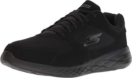 Skechers Performance Men's Go Run 600 55085 Black 8.5 E US E - Wide
