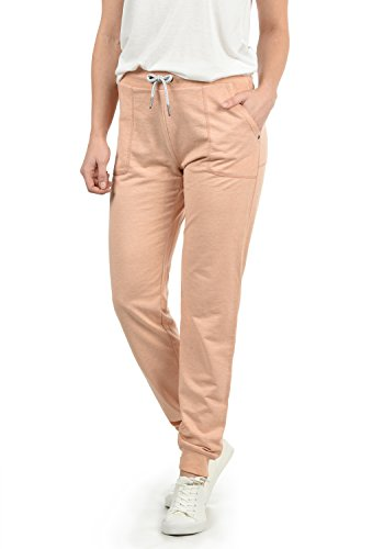 Desires Betty Pantaloni Tuta Pantalone Sportivi Da Donna Regular Fit Mahog Rose (4203)