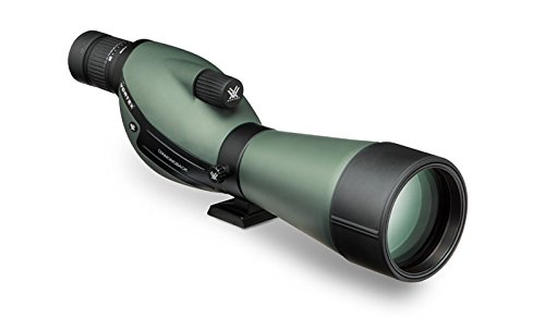 Vortex Optics DBK-80S1 Diamondback 20-60x80 Straight Spotting Scope, Green by Vortex Optics