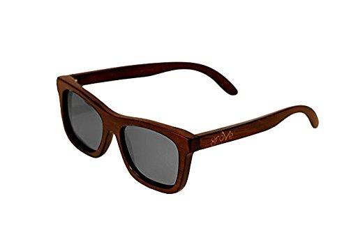 Grove Eyewear Bamboo Sunglasses Polarized product image
