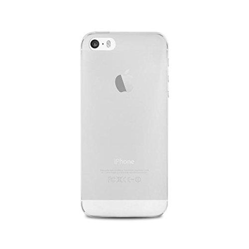 68 opinioni per Puro Cover 0.3 Ultra Slim per iPhone 5/5S/Se, Trasparente