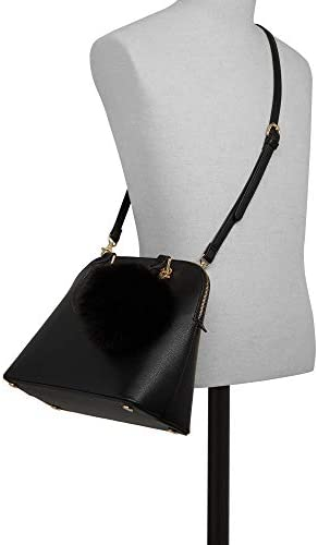 ALDO Women's Galilini Dome Satchel Handbag