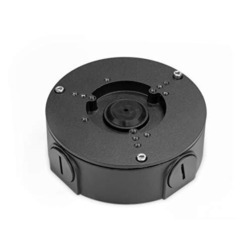 Amcrest AMCPFA130-E-B Water-Proof Junction Box for Bullet Cameras, Compatible w/AMC721BC36, AMC1081BC36, AMC1080BC36, IP2M-843EB, IP3M-943, IP3M-954E, IP2M-854E, IP5M-1173E, IP8M-2496EB