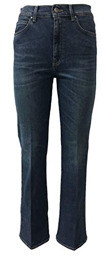 136 14 Cigala's Alta Bell Vita Mod Bottom Italy Jeans H Atelier In Made w Donna w0fAxqAB