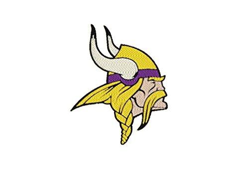 (Dawson Urban Design Apparel Patch Craft - Minnesota Vikings - (3.9