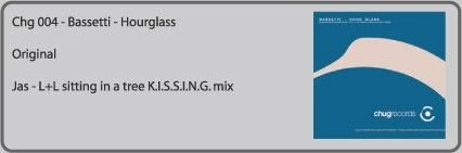 Bassetti - Hour Glass - Chug Records - 004