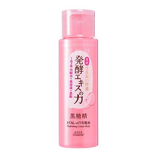 三マナーメディカルKOSE 黒糖精 とてもしっとり化粧水 180mL