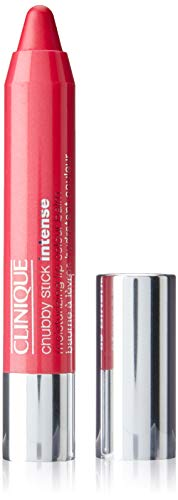Clinique Chubby Stick Intense Moisturizing Lip Colour Balm, No. 05 Plushest Punch, 0.1 Ounce