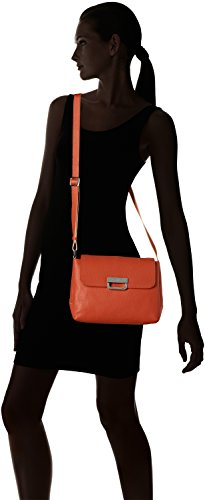 femme Tanneur Margot Papaya Tmag1210 Le bandouliere Sac Orange H5qdABw