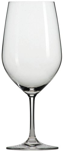 (Schott Zwiesel Tritan Crystal Glass Forte Stemware Collection Claret Goblet Red Wine Glass, 21.1-Ounce, Set of 6)