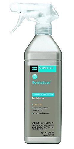 Laticrete StoneTech Revitalizer Cleaner and Protector 24-Ounce Spray, Citrus Scent Model: RVR12-22S