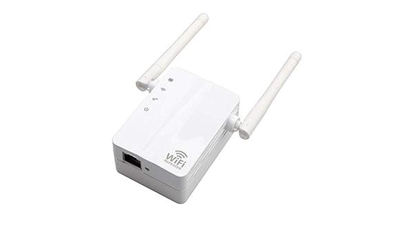 Qpw Amplificador Señal,WiFi Repetidor,Repetidor inalámbrico ...
