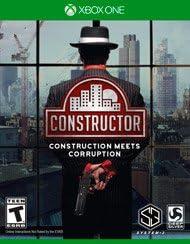Constructor XBOX one コンストラクタ 北米英語版 [並行輸入品]