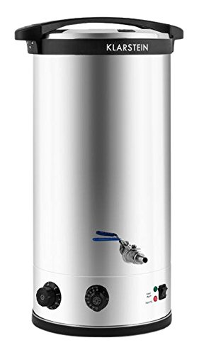 14 opinioni per Klarstein Beerfest pentola per conserve (2585 Watt, timer, termostato, set di