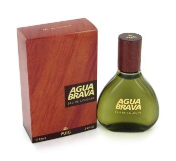 Puig Agua Brava for Men Eau-de-Cologne Spray No Box, 3.3-Ounce