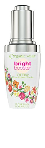 Physicians Formula Organic Wear Oil Elixer Primer -1 oz Clear