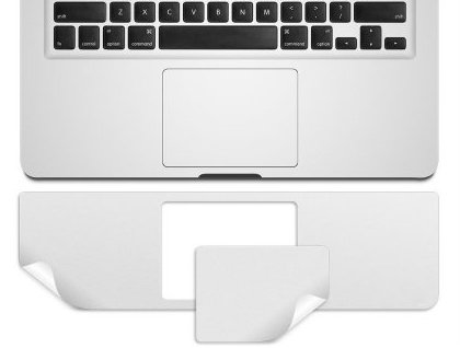 Kuzy - 13-inch PALMREST with Trackpad Sticker for Older MacBook Pro 13 3