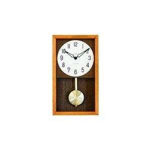 CHAMBRE HINOKI PENDULM CLOCK【CAFE BROWN】 B07BPJ8K3Y