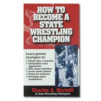 How To Become a State Wrestling Champion Book by Human Kinetics