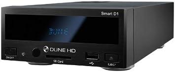 Dune HD Smart D1 - Reproductor multimedia (Full HD, HDMI, LAN, USB), color negro: Amazon.es: Electrónica