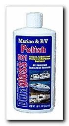 Marine Polish and Cleaner, 16 oz. (501)