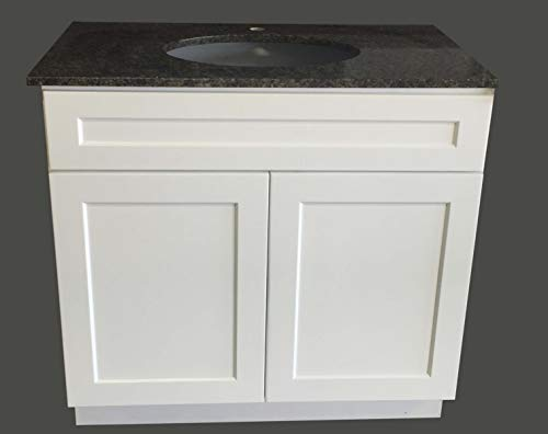 Style Cabinets Shaker Bathroom - 30