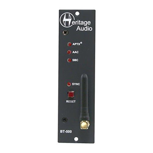 Heritage Audio BT-500 Bluetooth-Streaming 500-Series Module -