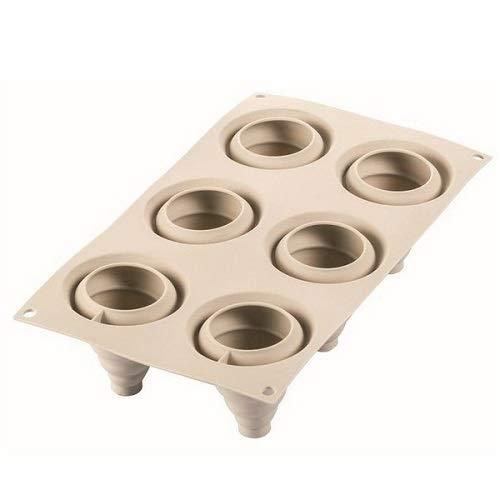 Grey silikomart 197951 Brotbackform 3D Baking Mould Silicone