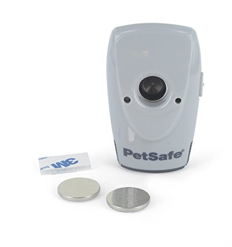 PetSafe Single Room Indoor Bark Control System, Ultrasonic Anti-Bark for Dogs of Any Size