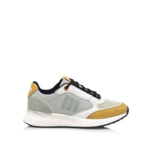 texis chiaro grigio Donna Sneakers Claro Claro chantal C45063 69483 alto Giallo Grigio Amarillo Mtng pZqUgPCq