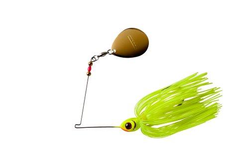 (BOOYAH Single Colorado Blade - Chartreuse - 3/8 oz)