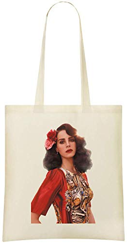 Rey Grocery Printed Cotton Everyday friendly Del Lana For Naturel Shoulder Stylish Eco Bag Use Soft Handbag 100 Tote Bags amp; Custom Shopping t5SX5wq