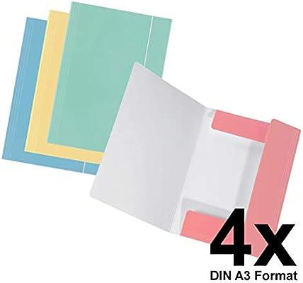 Dokumenten Zeichen Sammelmappe Din A4  Karton