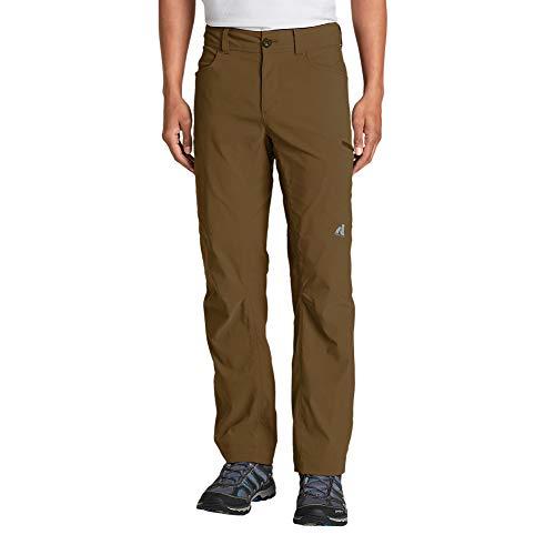 Eddie Bauer Men's Guide Pro Pants, Hazelnut Tall 38/34