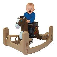 Rockin' Rider Tahoe the Grow-with-Me Pony by Rockin' Rider